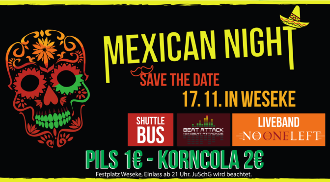Mexican Night 2018
